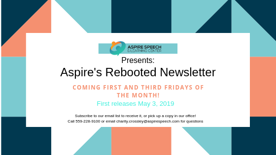 The Newsletter is Almost Here!